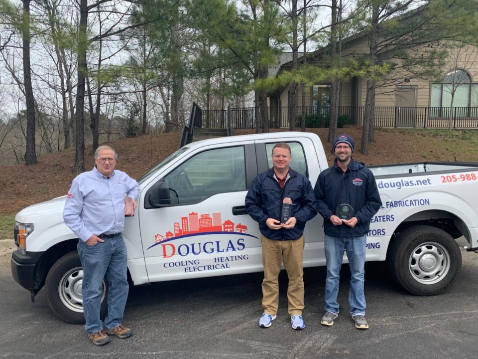 Trust Our Award Winning Team Douglas Heating Amp Air